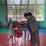 Акция «Собери ребенка в школу».