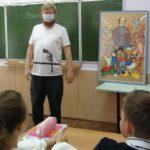 Единый урок, посвящённый Дню города по теме «Ростов-твое будущее» в МБОУ «Школа № 81»